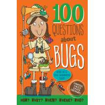 Butterflies, Bugs & Spiders :100 Questions About Bugs