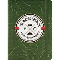 Journals :The Hiking Logbook: Record Your Adventures