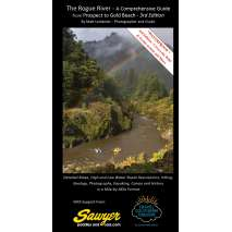 Oregon Travel & Recreation Guides :The Rogue River – A Comprehensive Guide from Prospect to Gold Beach: 3rd Edition