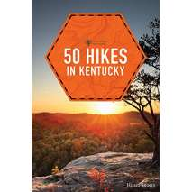 ON SALE Travel Related :50 Hikes in Kentucky