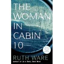 Novels :The Woman in Cabin 10 PAPERBACK