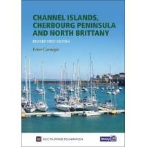 Imray Guides, Channel Islands: Cherbourg Peninsula & North Brittany