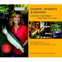 Cookbooks, Food & Drink, Salmon, Desserts & Friends