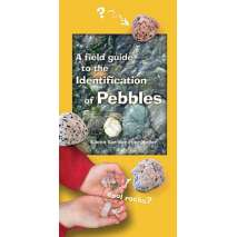 Beachcombing & Seashore Field Guides, Field Guide to Identification of Pebbles (Folding Pocket Guide)