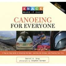 ON SALE - Kayaking :Knack Canoeing for Everyone