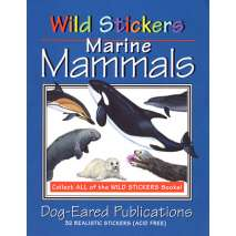 Stickers & Magnets, Wild Stickers: Marine Mammals