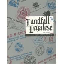 Pacific Ocean & Islands :Landfall Legalese: The Pacific