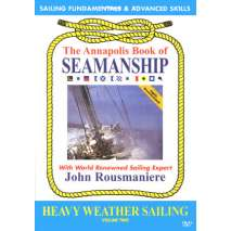 Weather Guides, Annapolis Seamanship, Vol. 2: Heavy Weather Sailing (DVD)