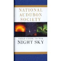 Astronomy Guides :Audubon Field Guide to The Night Sky