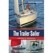 Fiberglass Boats, The Trailer Sailer: Owner's Manual