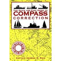 Navigation, Quick & Easy Guide to Compass Correction