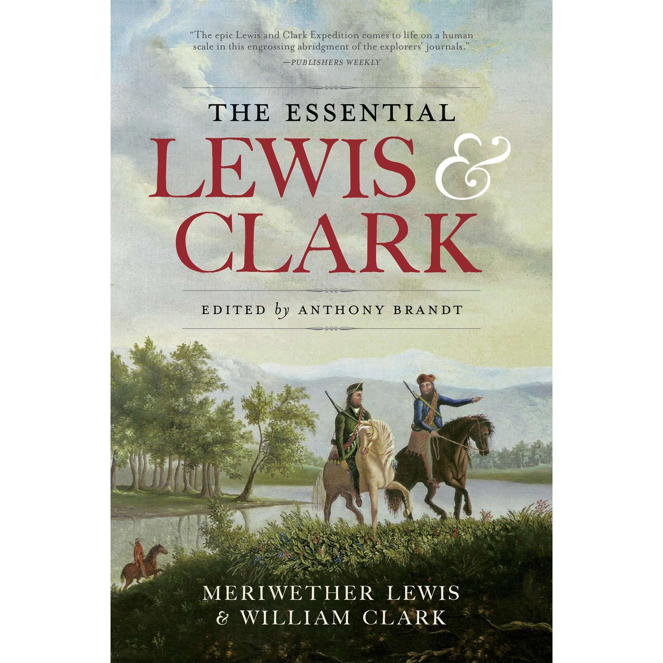 Home page gift shop items history american history the essential lewis and clark