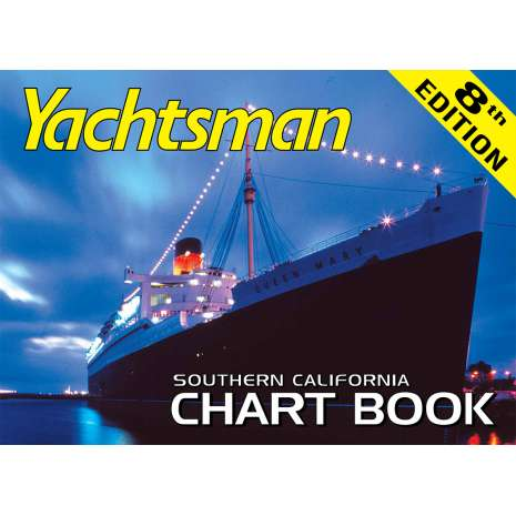 California Travel & Recreation :Yachtsman Southern California Chart Book, 8th edition