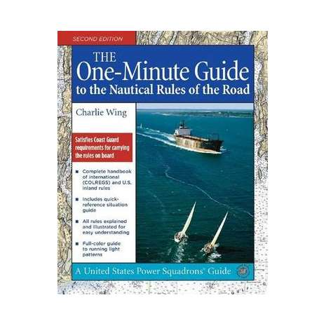 Navigation :One-Minute Nautical Rules of the Road, 2nd edition