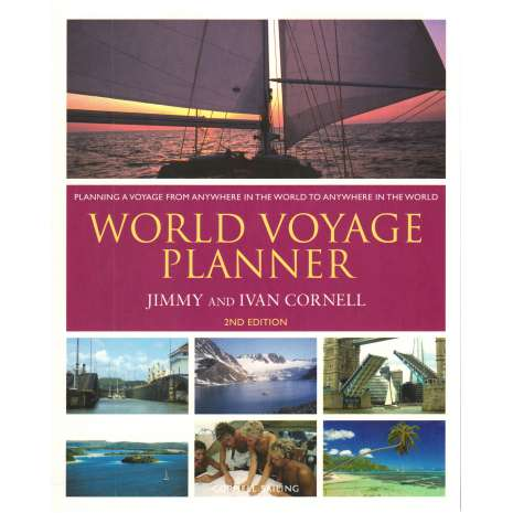 Jimmy Cornell Books, World Voyage Planner: 2nd Edition