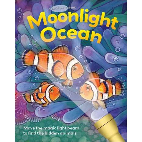 Fish, Sealife, Aquatic Creatures :Moonlight Ocean
