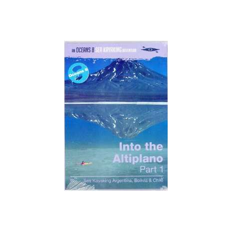 ON SALE Travel Related :Into the Altiplano, Part 1: Sea Kayaking Argentina, Bolivia, Chile (DVD)