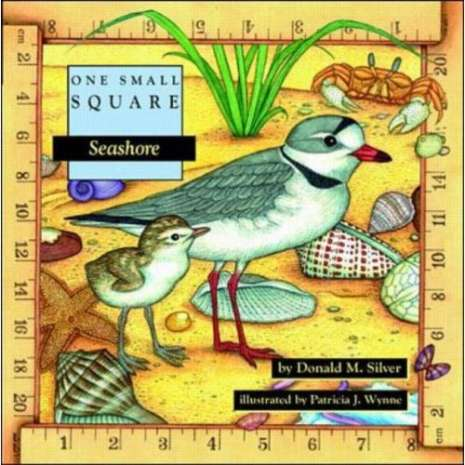 Books for Aquarium Gift Shops :One Small Square: Seashore