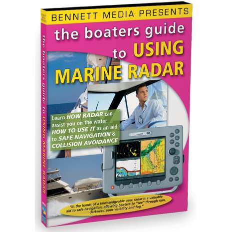 ON SALE Nautical Related :The Boaters Guide to Using Marine Radar (DVD)