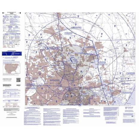 VFR: Helicopter Route Charts :FAA Chart: VFR Helicopter HOUSTON