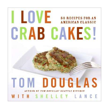 Seafood Recipe Books :I Love Crab Cakes!