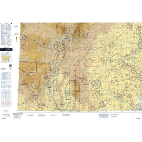 Sectional Charts :FAA Chart: VFR Sectional ALBUQUERQUE
