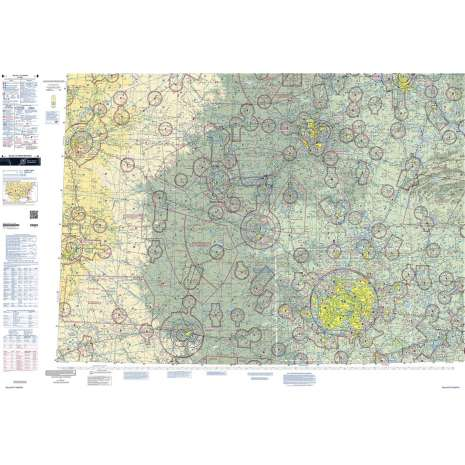 Sectional Charts :FAA Chart:  VFR Sectional DALLAS