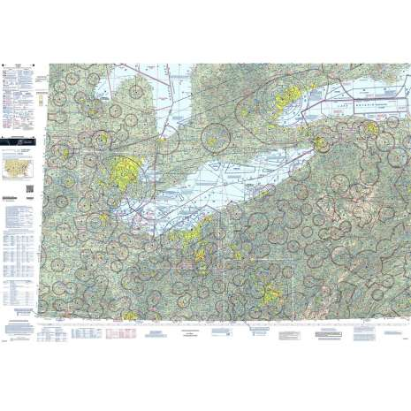 Sectional Charts :FAA Chart:  VFR Sectional DETROIT