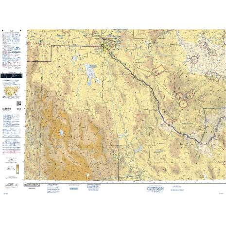 Sectional Charts :FAA Chart:  VFR Sectional EL PASO