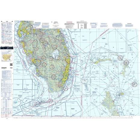 Sectional Charts :FAA Chart:  VFR Sectional MIAMI