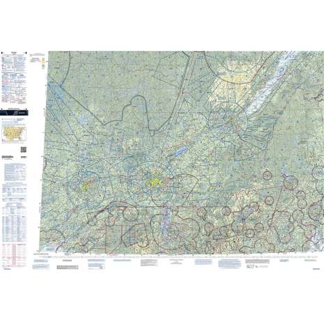 Sectional Charts :FAA Chart:  VFR Sectional MONTREAL