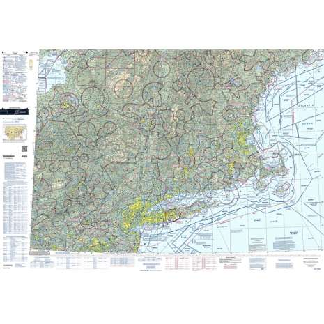 Sectional Charts, FAA Chart:  VFR Sectional NEW YORK