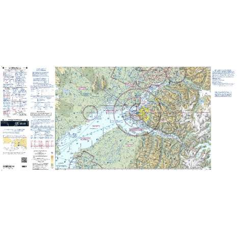Terminal Area Charts (TAC) :FAA Chart: VFR TAC ANCHORAGE