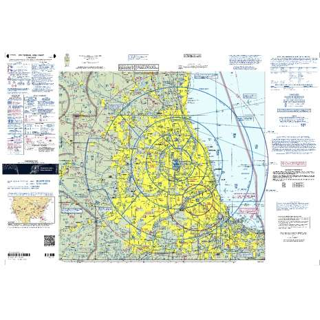Terminal Area Charts (TAC) :FAA Chart: VFR TAC CHICAGO