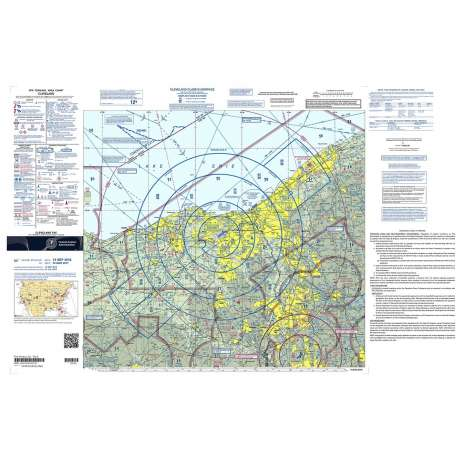 Terminal Area Charts (TAC) :FAA Chart: VFR TAC CLEVELAND