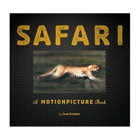 Jungle & Zoo Animals :Safari: A Photicular Book