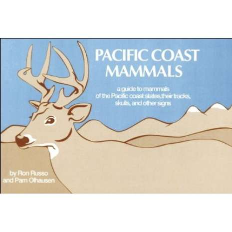 Reptile & Mammal Identification Guides :Pacific Coast Mammals