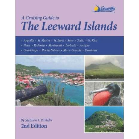 The Caribbean :A Cruising Guide to the Leeward Islands 2nd edition
