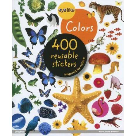 Stickers & Magnets, Eyelike Stickers: Colors