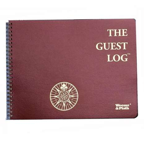 Logbooks :Weems & Plath: The Guest Log
