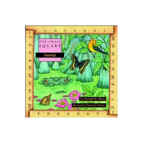 Books for Zoo Gift Shops :One Small Square: Swamp