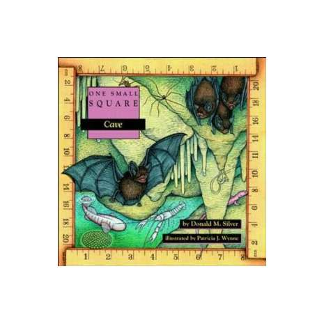Books for Zoo Gift Shops :One Small Square: Cave