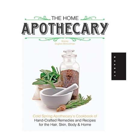 Self-Reliance & Homesteading :The Home Apothecary