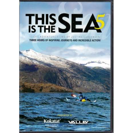 Kayaking, Canoeing, Paddling :This is the Sea 5 (DVD)