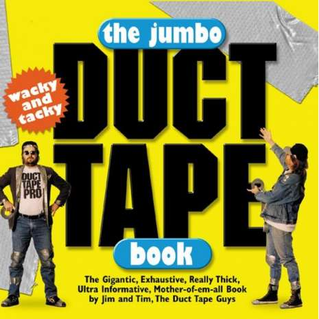 Self-Reliance & Homesteading :The Jumbo Duct Tape Book
