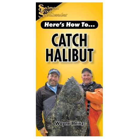 Fishing :Here's How To: Catch Halibut (Pocket Guide)