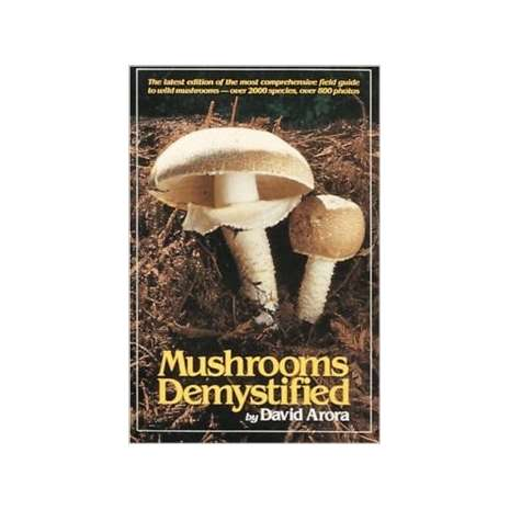 Mushroom Identification Guides :Mushrooms Demystified