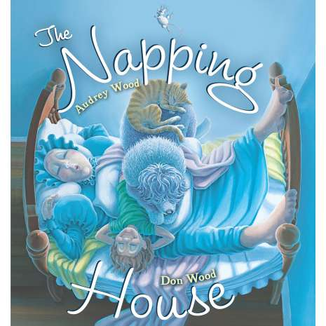 Board Books :The Napping House: Padded Board Book