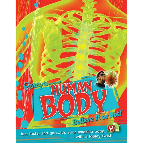 Educational & Science :Human Body (Ripley's Twists Series)