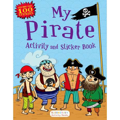 Pirates, My Pirate Activity and Sticker Book